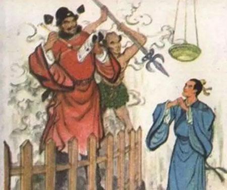 中国古代志怪中的