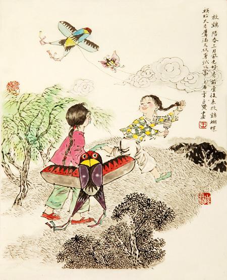 风筝:中国对世界的贡献,最早的火箭与侦察机