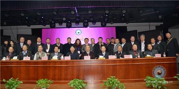 中国道协副会长兼秘书长张凤林道长会见台湾妈祖联谊会一行